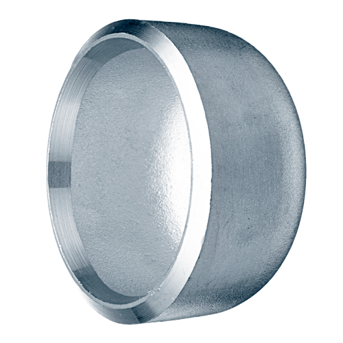 Заглушка нержавеющая эллиптическая приварная AISI 304 DN15 (18x2мм) DIN 11852