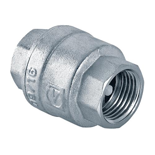 """Клапан нержавеющий обратный вр-вр AISI 316 DN40 (48.3мм) 1 1/2"""""""
